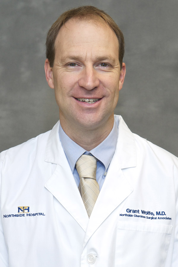 Grant Wolfe, MD