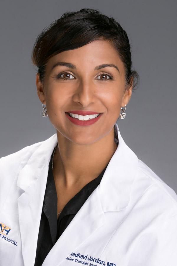 Madhavi Jordan, MD, FACS