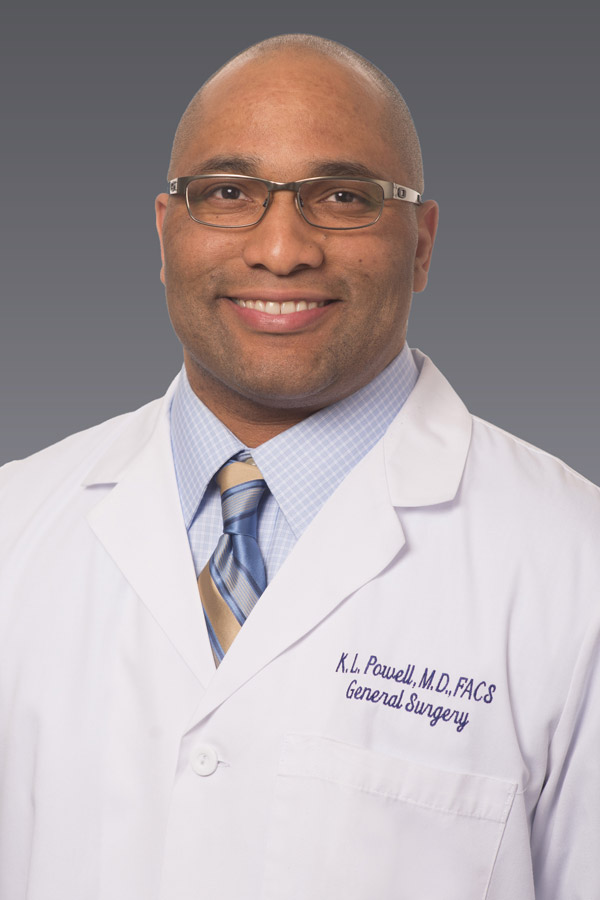 Kevin Powell, MD, FACS